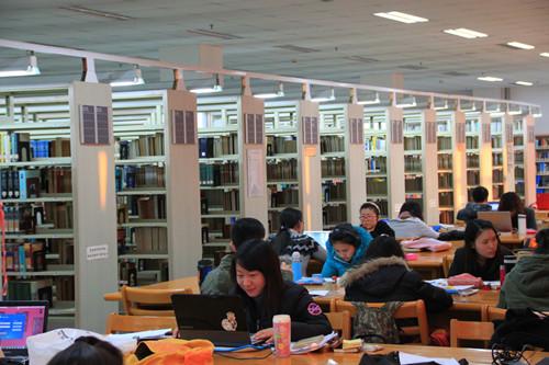 图书馆外貌